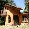 Глинобитные дома - последний крик экологичной моды
