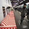 Рекламная акция Икея в парижском метро