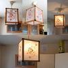 Бамбуковая роща - светильник в китайском стиле - мастер-класс