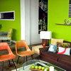 Вечнозеленый дизайн - Оттенки зеленого цвета в интерьере.