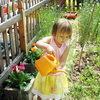 Территория детства в саду.
