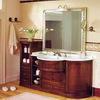 Мебель из натурального дерева - энергия природы в ванной.