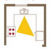 Кухонная эргономика или как вписаться в треугольник.