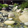 Создание ручья или водопада