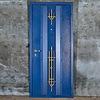 Монтаж сейф-двери