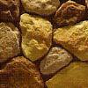Террасы. Стенка из природного камня