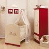 Мебель и интерьер детской комнаты - здесь хозяйничает ребенок