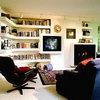 Куда поместить телевизор? 6 дизайнерских идей!