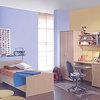 Детская комната – 4 темперамента сочетания
