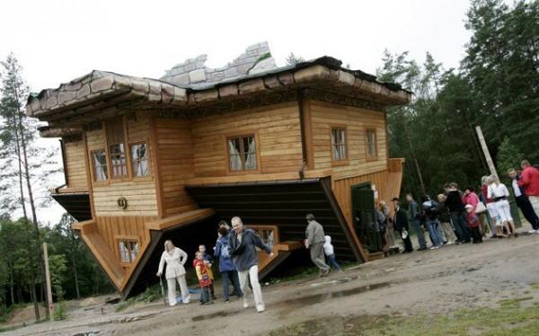 Самые необычные дома мира.