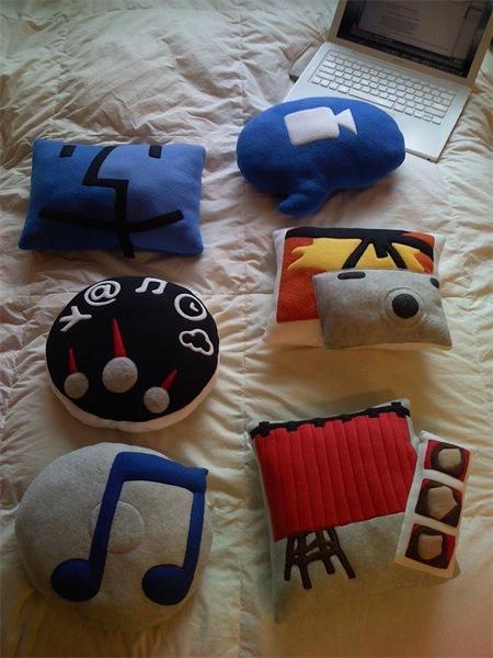 Подушки интернет иконки