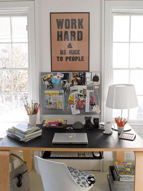 Домашний офис - идеи