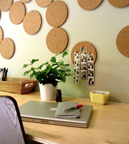Домашний офис - идеи домашних офисов