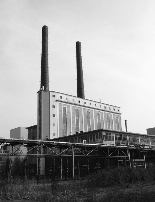 Мебель по фотографиям старых фабрик и заводов.