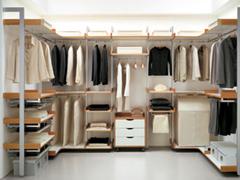 Шкафы зонируют пространство