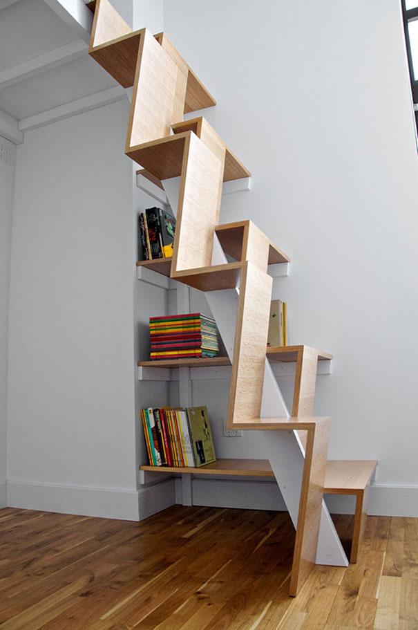 Дизайн лестница своими руками 515