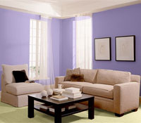 Фиолетовый цвет храбрости