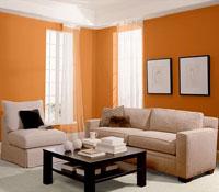 Оранжевый – это смесь красного и желтого