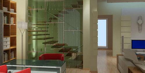 стены из стекла