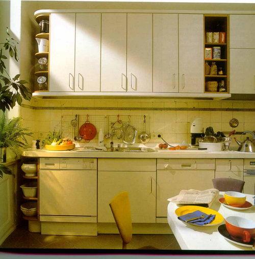 кухня для 1 или 2 человек