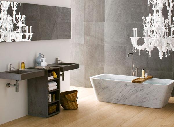 Дизайн ванных комнат от фирмы Neutra.