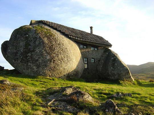 Необычные, любопытные, чудные, интересные и странные дома планеты