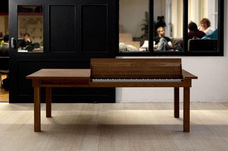 Стол - пианино