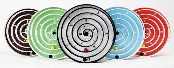 Спиральные часы