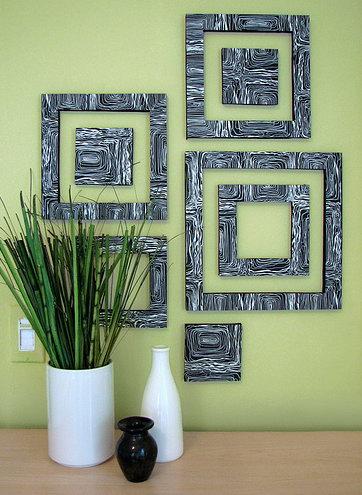Рамки как украшение стен