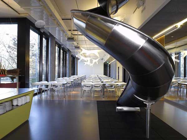 Штаб-квартира Google в Цюрихе.