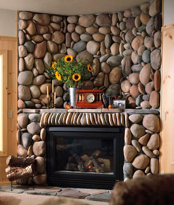 home fireplace 1 30 Stone Fireplace Ideas for a Cozy, Nature Inspired Home. home fireplace (1) .