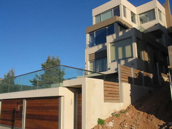 Дизайн проект дома Panorama Diamond Villa, Афины, Греция.