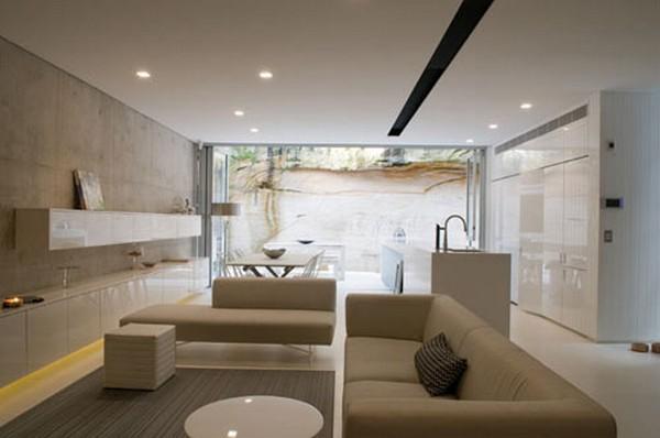 Проект небольшого дома с элементами изящного дизайна.