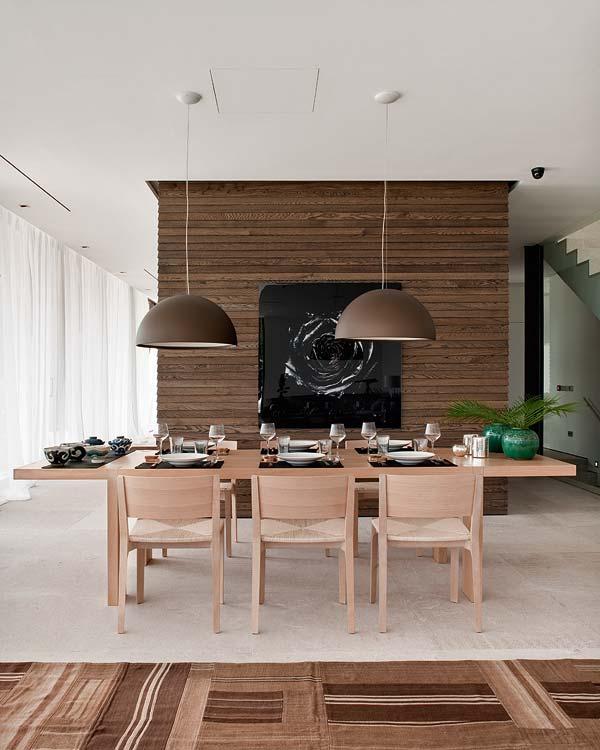 Проект дома в стиле таунхауса на Майорке.