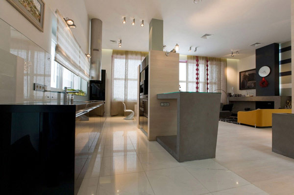 Проект дома House 02 от московских дизайнеров студии Za Bor Architects.