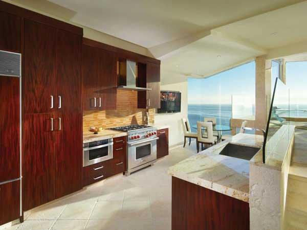 Сны об океане - Стеклянный дом на берегу океана.