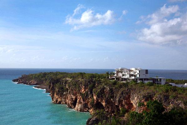Карибская сказка – вилла на острове Ангилья.