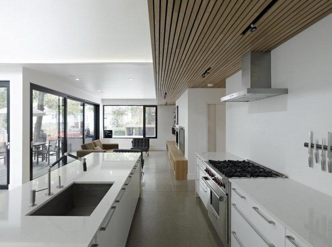 Модерновый дом, загородная резиденция в Торонто.