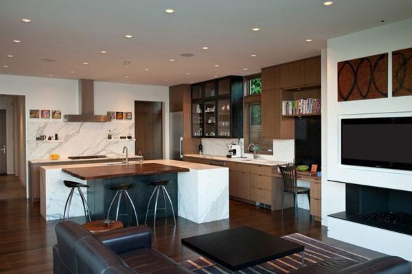 wohnzimmer kuche zusammen – bigschool, Wohnzimmer