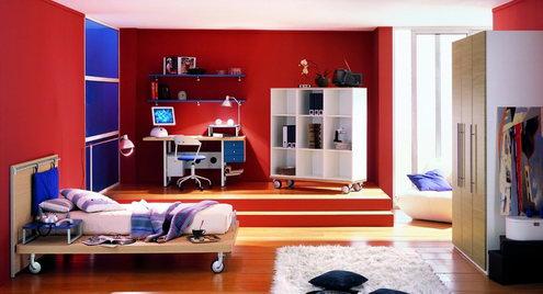 Идеи для оформления комнаты мальчика-подростка