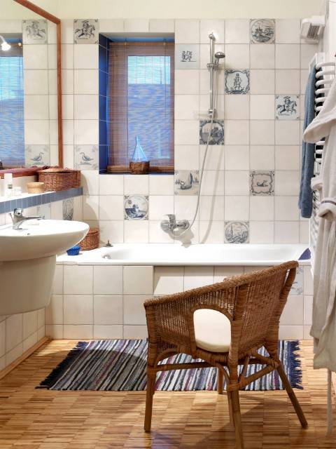 Дизайн квартиры под старину, чтобы сделать по-настоящему модной и стильной.