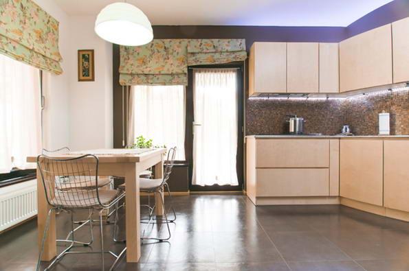 Пример интерьера семейного, уютного дома.