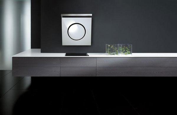 Свежий воздух от дизайнеров - дизайнерские кухонные вытяжки.