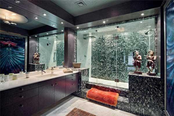 Интерьер в стиле сюрреализма - Изысканный лофт на чердаке.