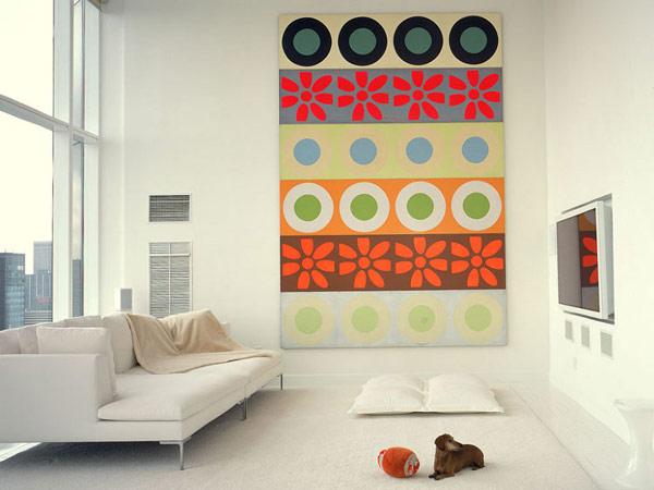 Современные интерьеры от дизайнера Kelly Behun.