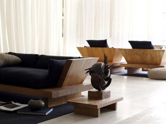 10 шагов к интерьеру в стиле дзен.