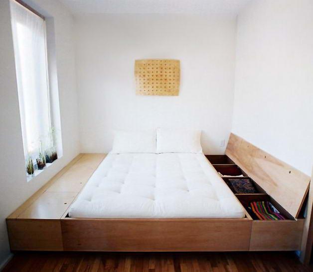 Хит-парад креативных и экстремальных современных кроватей.