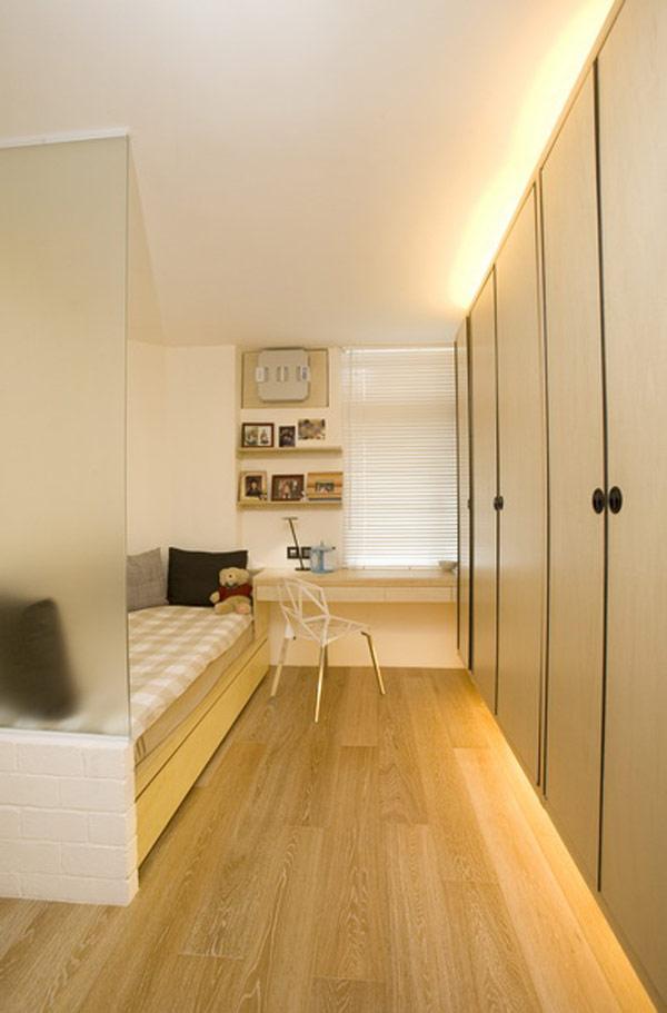 Уголок уюта в 39 квадратных метрах.