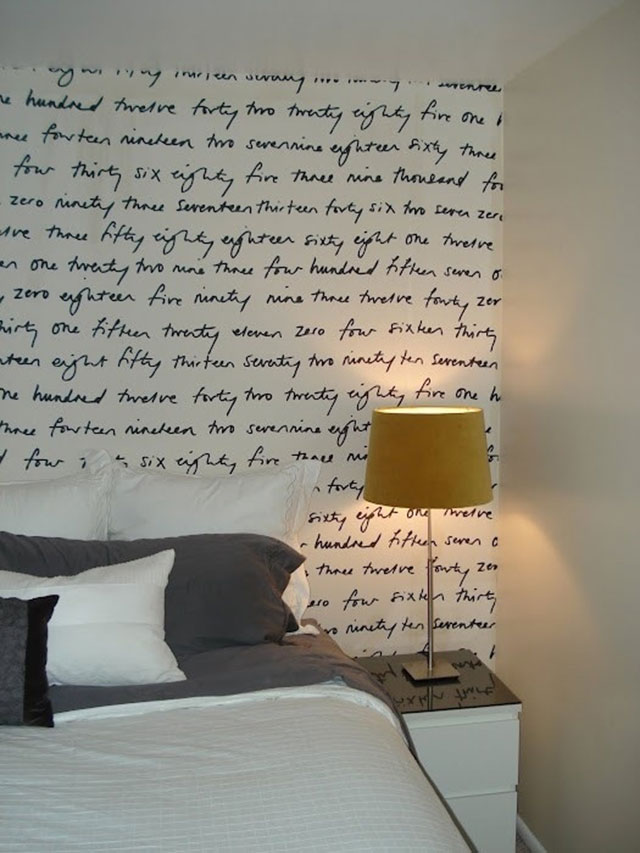 Идеи декорирования стен в фотографиях.