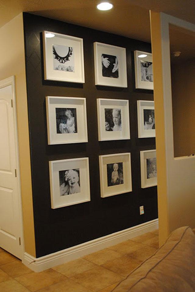 Идеи декорирования стен.
